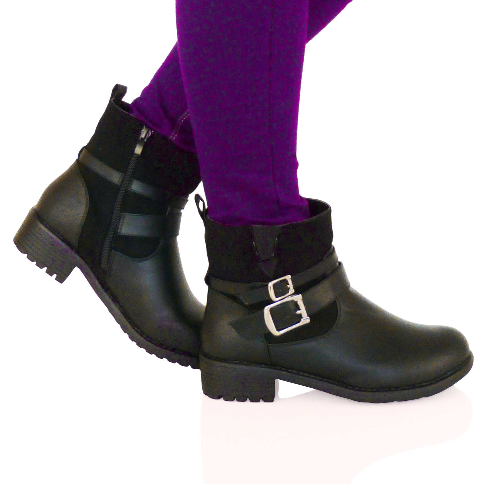 Brilliant Great Pair Of Low Cut Rain Boots! - Review Of Khombu 3-Eye Winter Boots - Waterproof Plush Faux ...