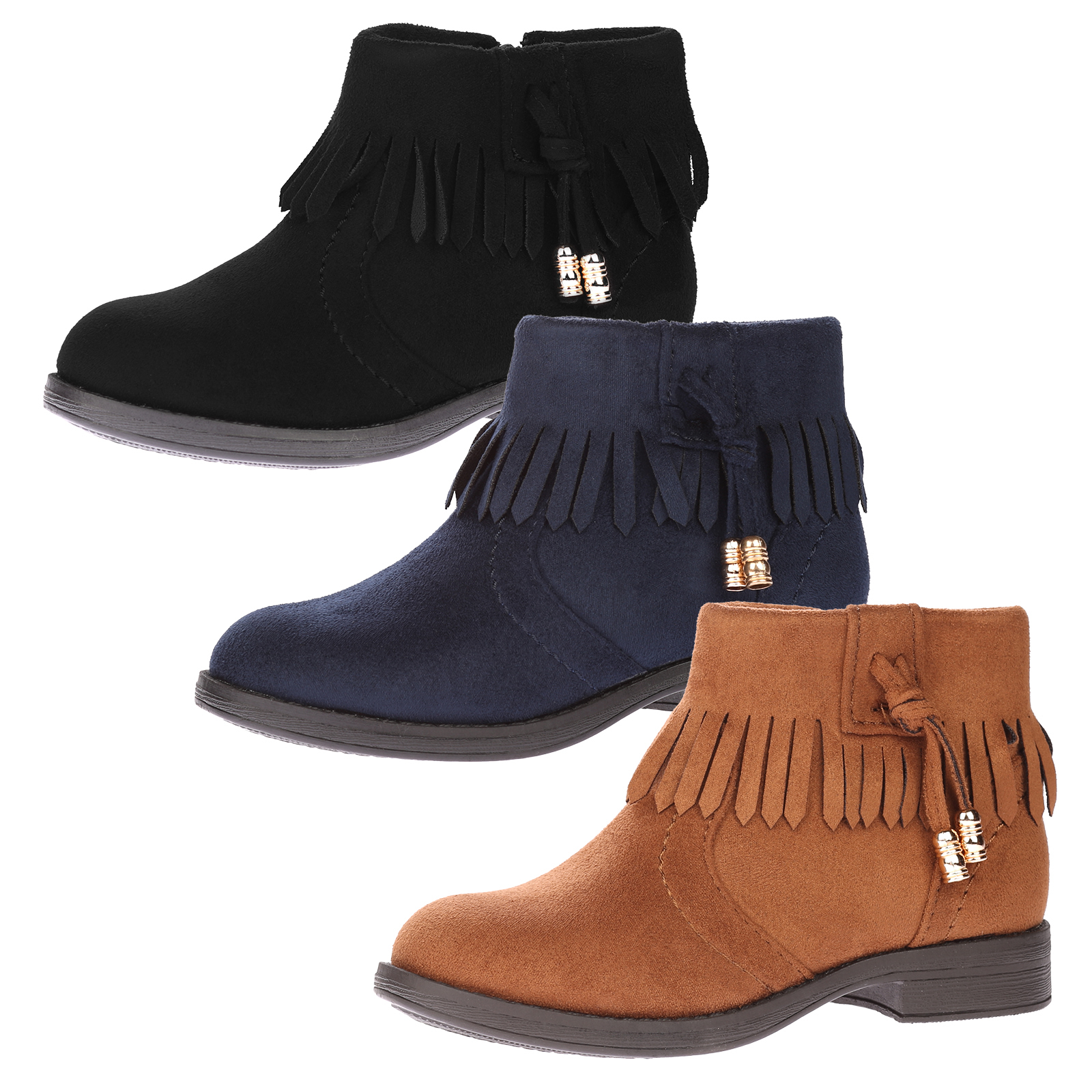 A wide selection of affordable, hardwearing and fashionable girls boots. We stock ankle and knee high, flat and heeled boots for girls. Free UK delivery.
