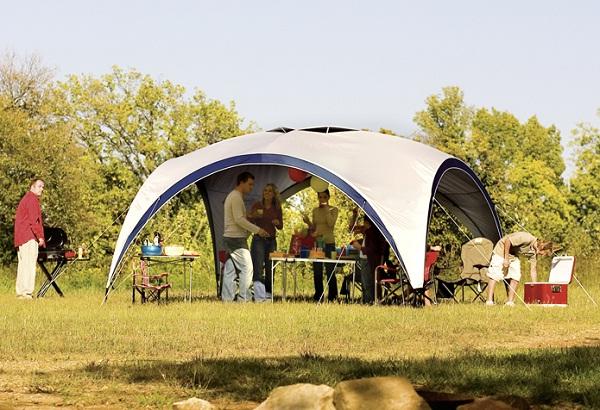 Event Shelter Tent : Coleman ft event shelter tent gazebo for garden