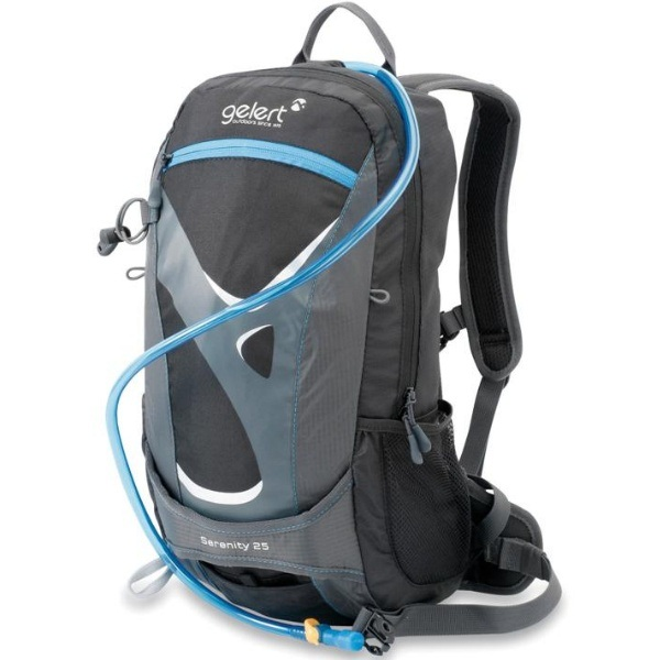GELERT-SERENITY-25L-RUCKSACK-BACKPACK-CAMPING-CAMP-HIKING-BAG-NEW