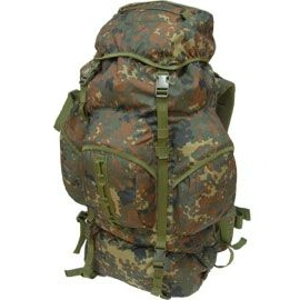how to pack a canadian forces rucksack