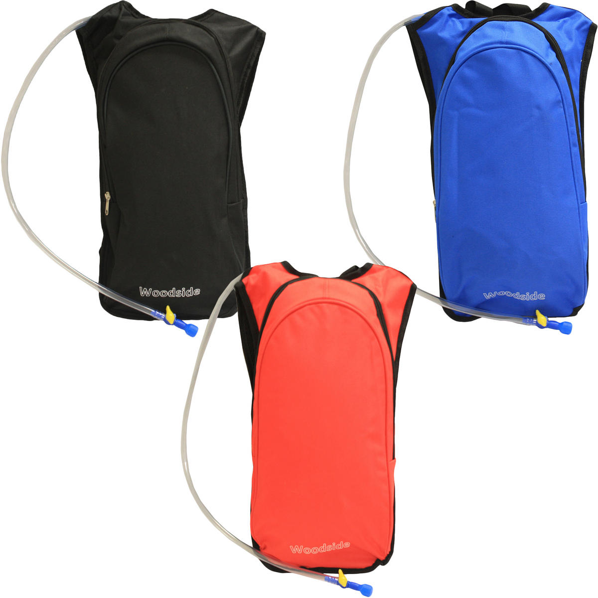 Woodside 2 Litre Hydration Pack with 5 Litre Backpack