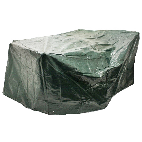 Woodside medium oval patio set cover covers outdoor value for Oval patio set cover