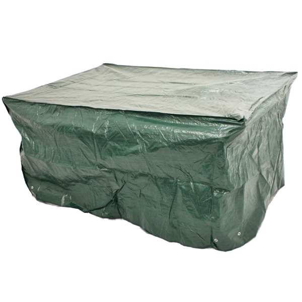 Woodside large rectangle table cover covers outdoor value for Table pas large