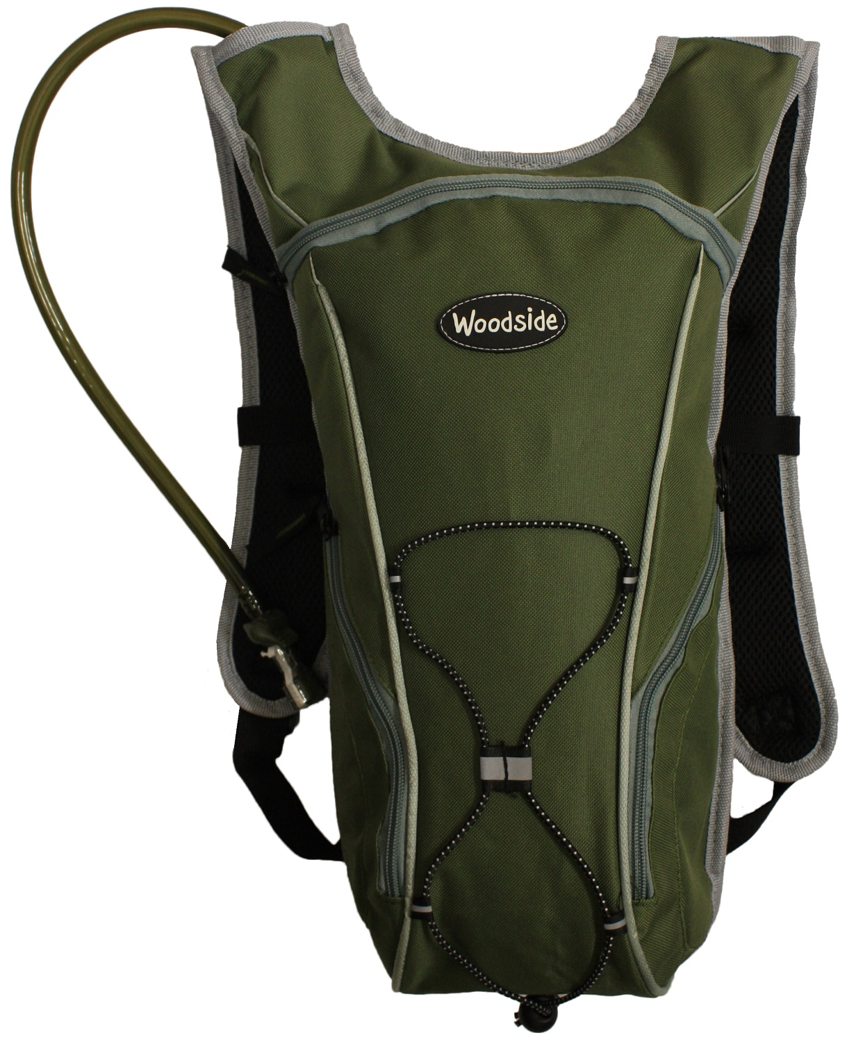 WOODSIDE 2 LITRE HYDRATION PACK WATER RUCKSACK/BACKPACK CYCLING BLADDER BAG NEW