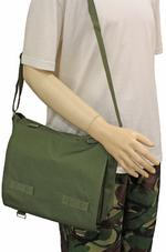 Woodside Army Satchel Bag Thumbnail 5