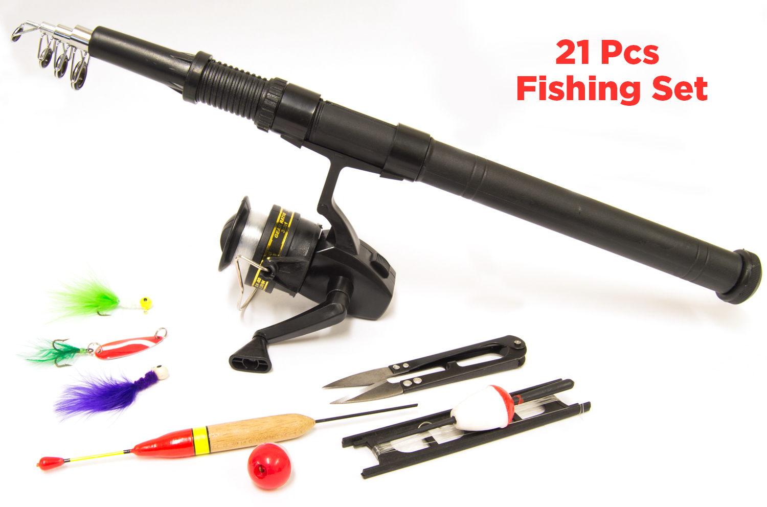 Starter fishing kit set for beginners kids carp coarse rod for Best fishing pole for beginners