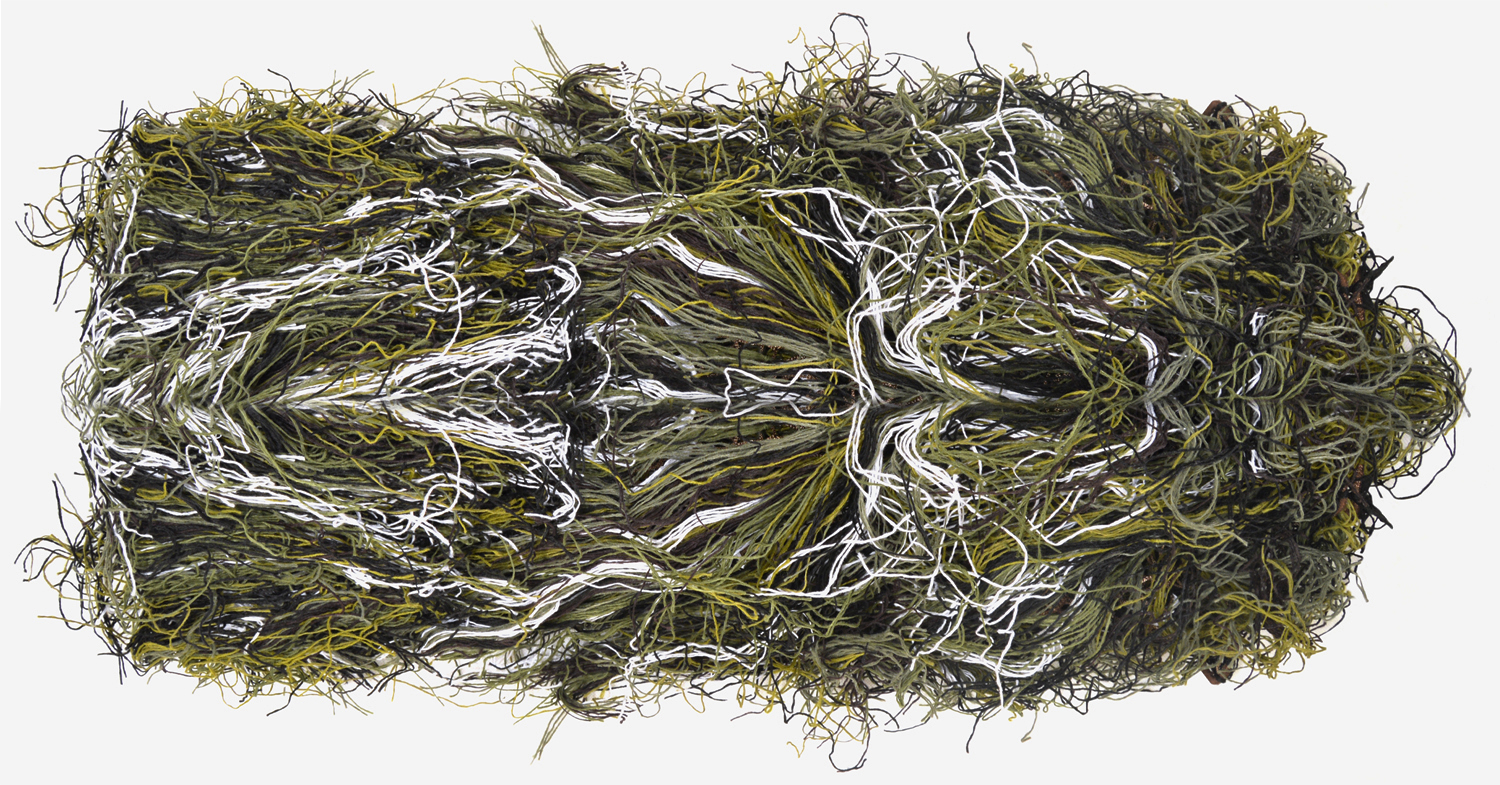 70 X 90cm Camo Camouflage Hunting Ghillie Netting Fabric