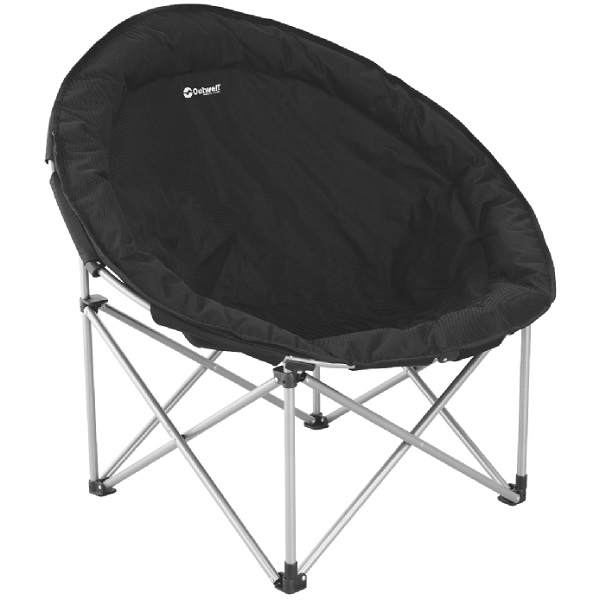 OUTWELL FORT CAMPING CHAIR XL HALF MOON FOLDABLE