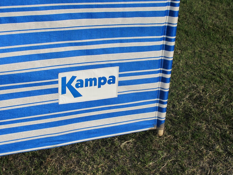 Kampa 5 Pole Windbreak Camping Caravaning Equipment Beach