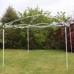 Andes 3m x 3m Folding Gazebo - GREEN Thumbnail 2