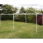 Andes 6m x 3m Folding Gazebo - BLACK Thumbnail 2