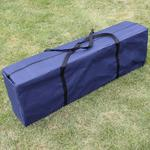 Andes 6m x 3m Folding Gazebo - NAVY BLUE Thumbnail 5
