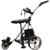 Clubbers Electric Golf Trolley With Accessories Thumbnail 3