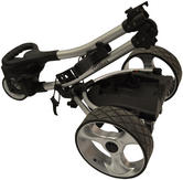 Clubbers Electric Golf Trolley With Accessories Thumbnail 2