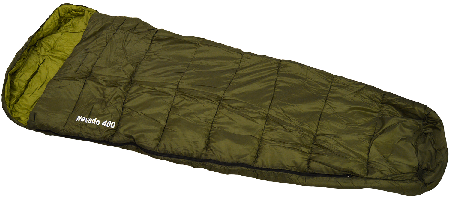 Olive green 4 season xl single mummy camping sleeping bag ebay for Does olive garden give military discount