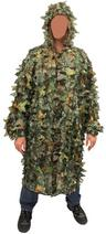 View Item Woodside Camo Leaf Poncho