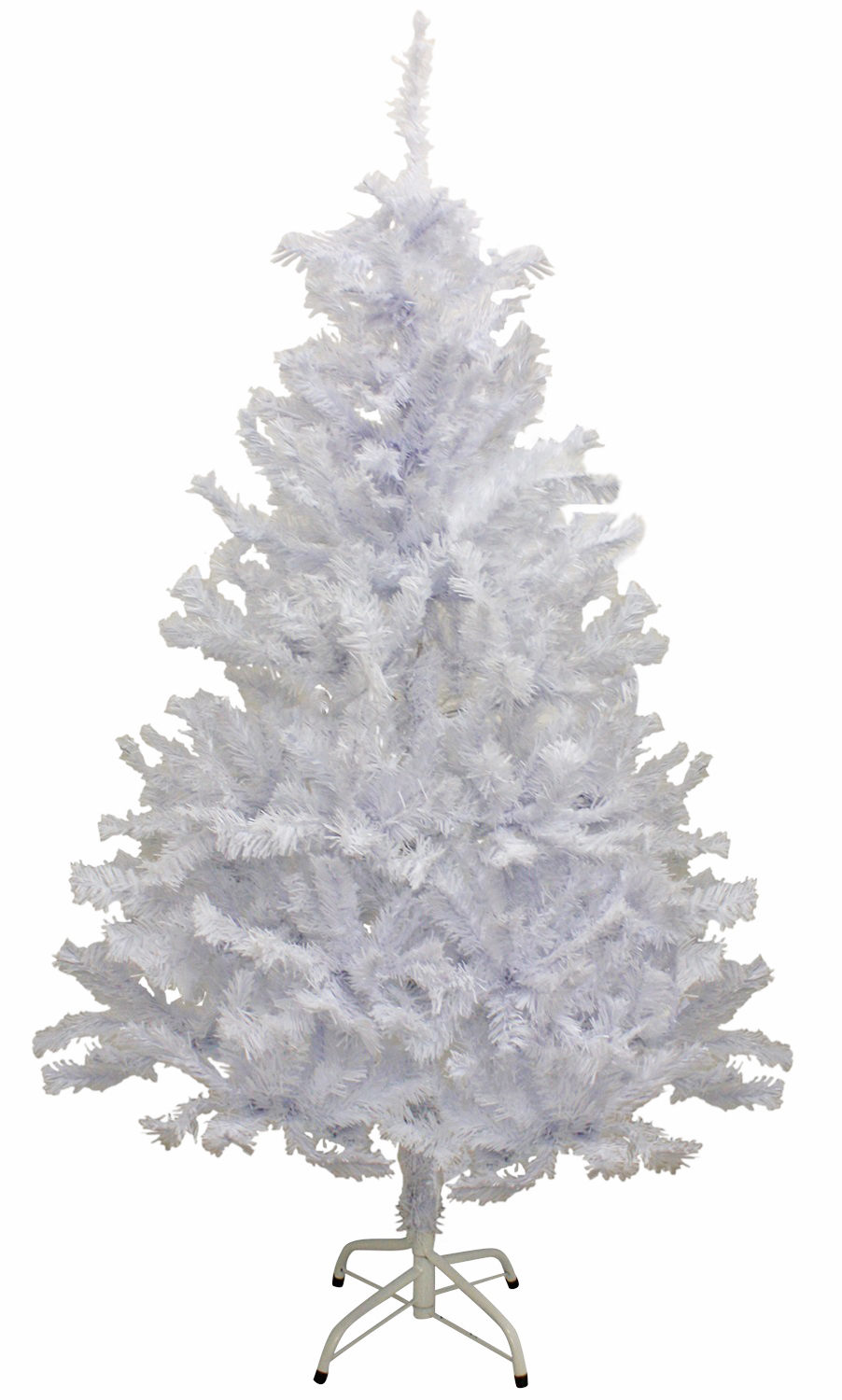 HAUSEN-TRADITIONAL-WHITE-INDOOR-ARTIFICIAL-CHRISTMAS-XMAS-TREE-DECORATION-NEW