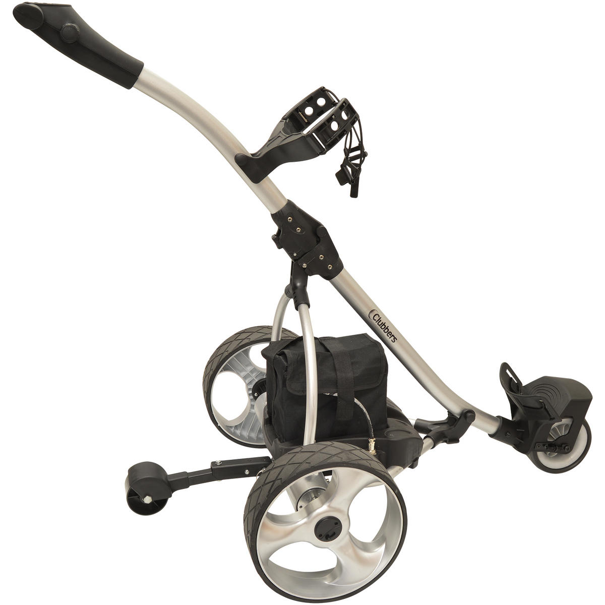 Clubbers Remote Control Electric Golf Trolley With Accessories