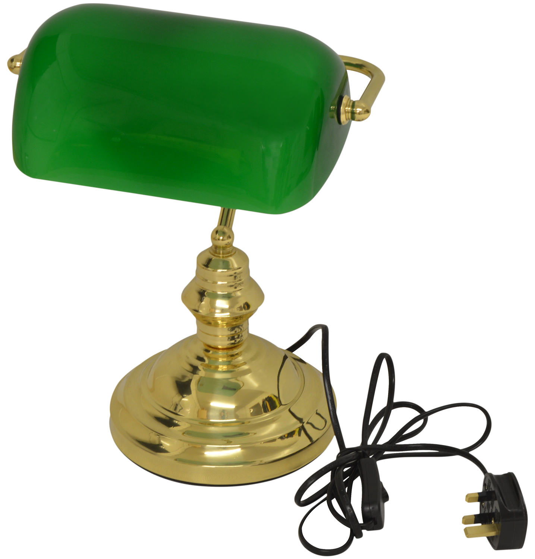 Hausen Bankers Desk Lamp Electrical