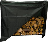 Hausen Firewood Rack Cover Thumbnail 3