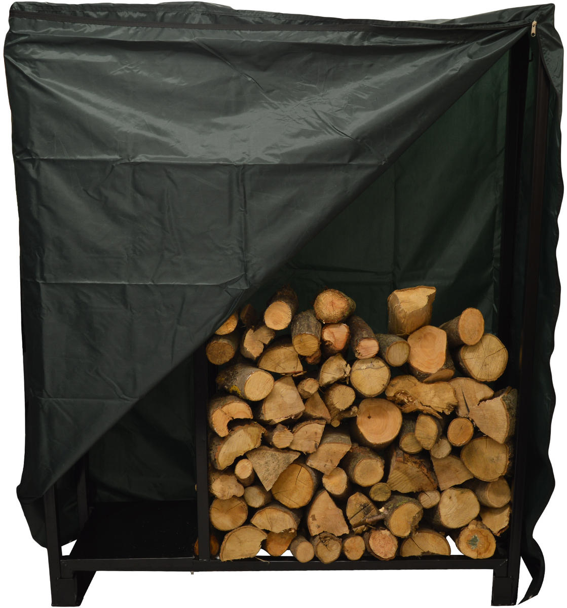 Hausen Outdoor Utility Wood Rack Cover