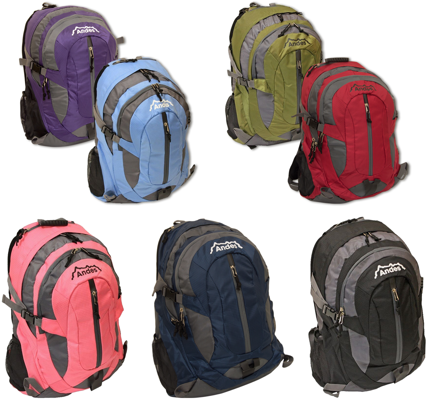 35 litre rucksack backpack bag for camping hiking travel school ebay. Black Bedroom Furniture Sets. Home Design Ideas