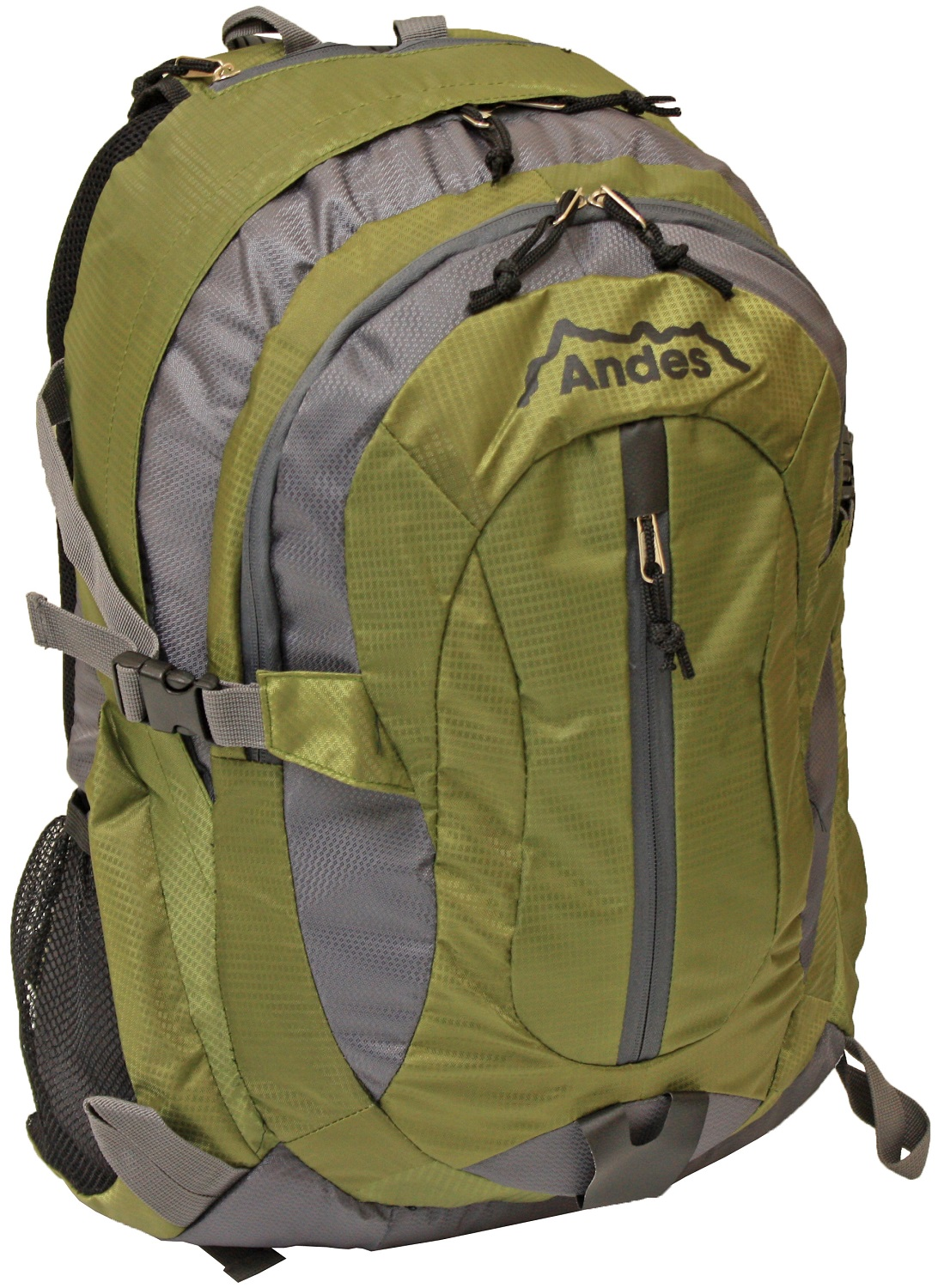andes 35 litre camping rucksack backpack hiking travel bag. Black Bedroom Furniture Sets. Home Design Ideas