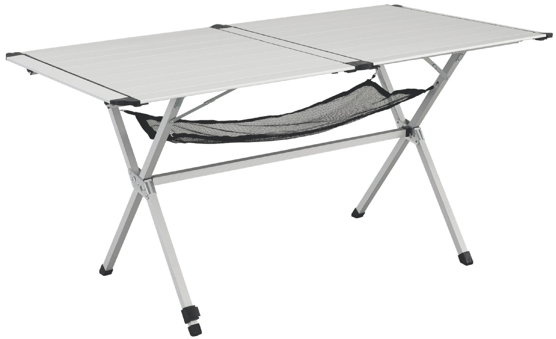 outwell stettler folding portable camping dining table