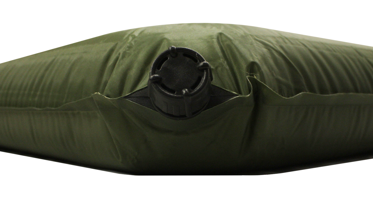 Andes Explora 10cm Double Self Inflating Camping Mat