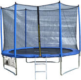 Maribelle Trampoline with Safety Net Thumbnail 1