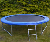 Maribelle Trampoline with Safety Net Thumbnail 3