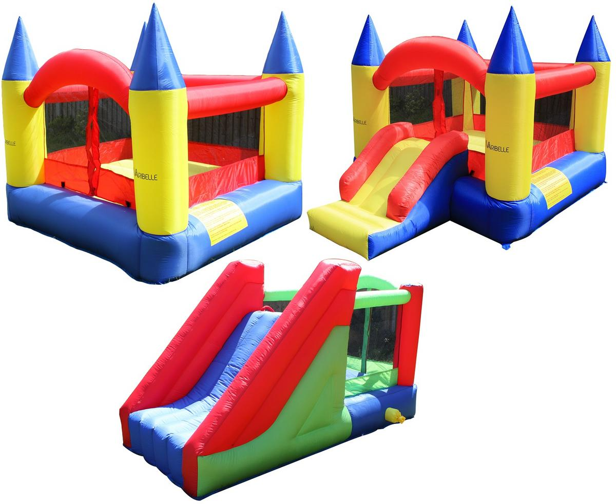 Maribelle Inflatable Bouncy Castles