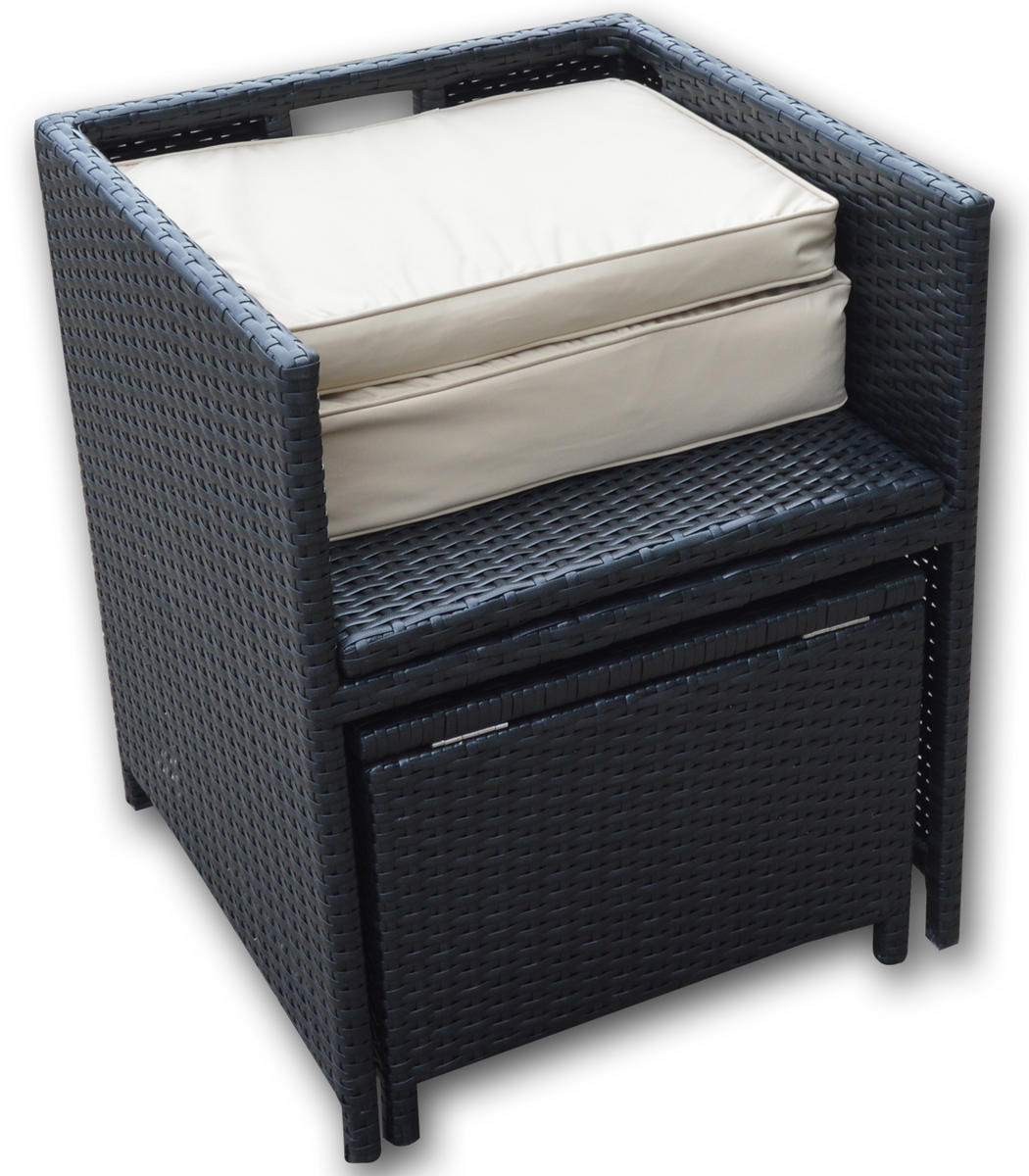 Woodside Wyoming Rattan Furniture Set Woodside