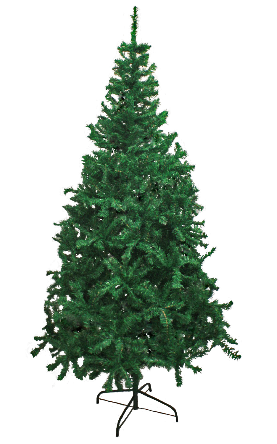 Hausen Traditional Green Indoor Artificial Christmas Xmas Tree Decoration