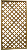 Woodside Lattice Pattern Garden Trellis Thumbnail 4