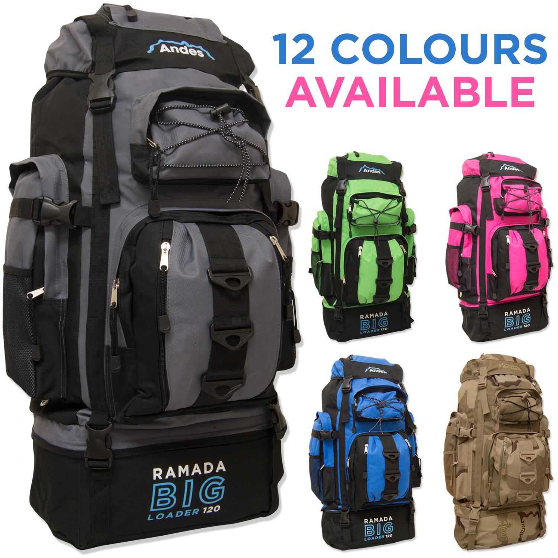 andes ramada 120l backpack backpacks outdoor value. Black Bedroom Furniture Sets. Home Design Ideas