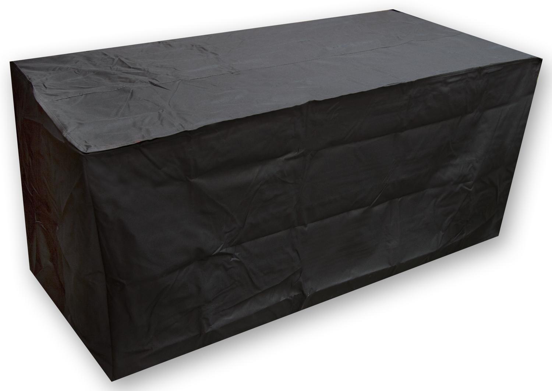 Oxbridge Black Small Table Waterproof Outdoor Garden Furniture Cover Ebay