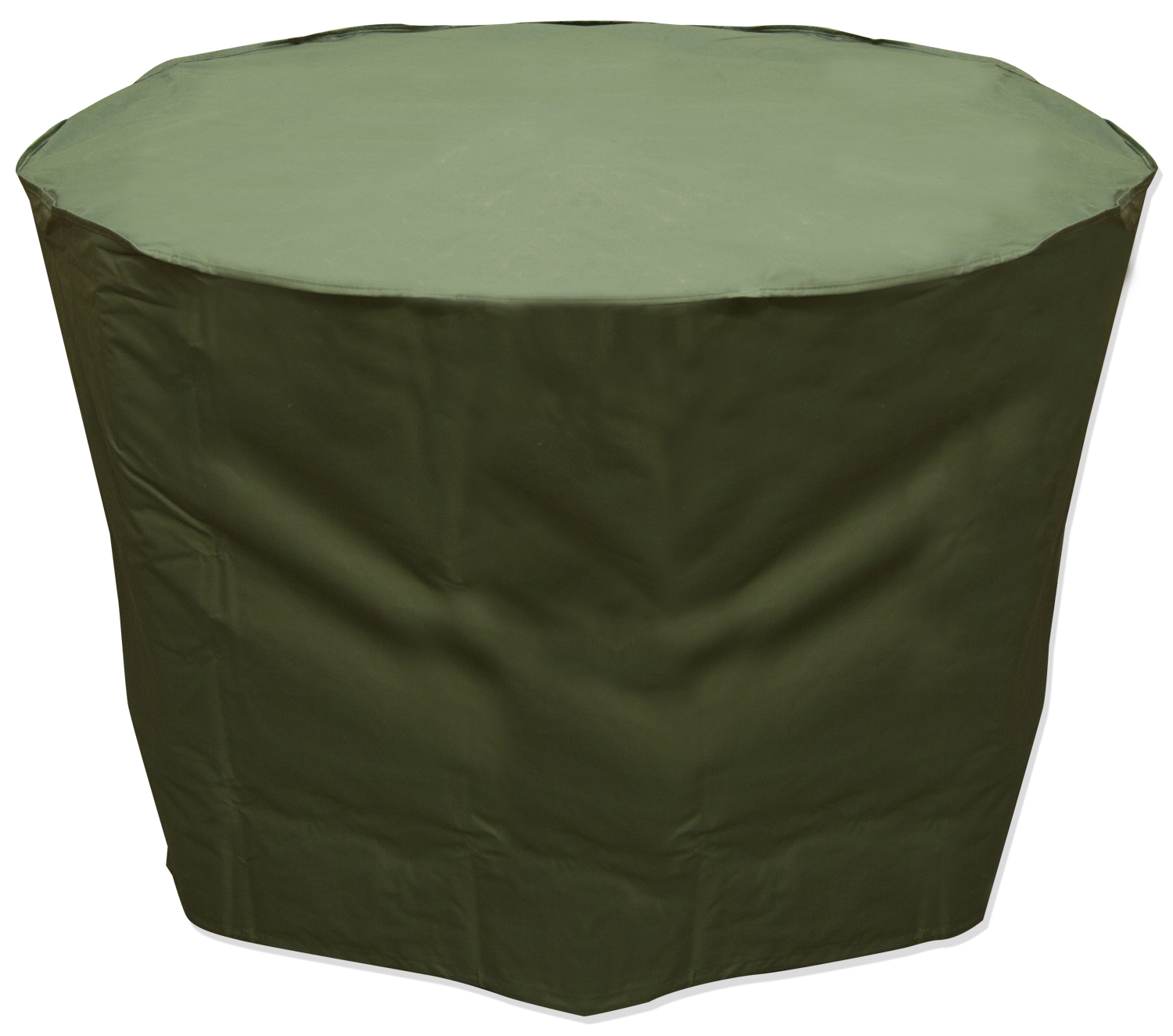 oxbridge green medium round waterproof outdoor garden