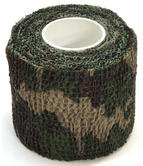 View Item Highlander Pro-Force Camo Wrap Self Binding Fabric