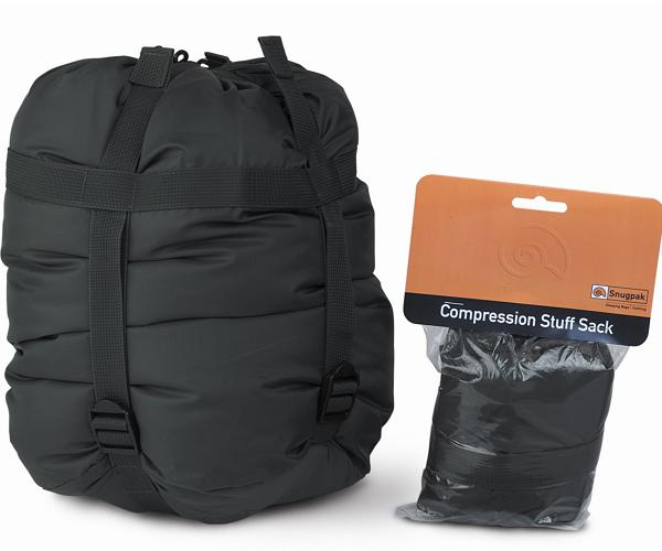 Snugpak Camping/Hiking Sleeping Bag Compression Stuff ...