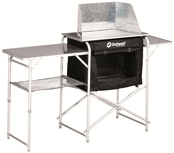 Kitchen Tools Vancouver: OUTWELL VANCOUVER KITCHEN TABLE CAMPING COOKING STORAGE
