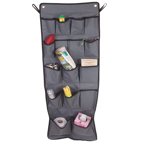 KAMPA LARGE HANGING CLASSIC TENT/AWNING TIDY ORGANISER CAMPING NEW