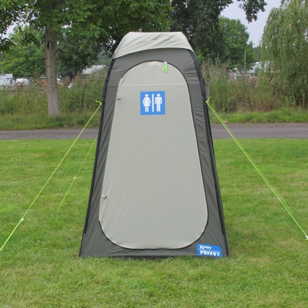 Portable Tent Enclosures : Kampa privvy portable toilet shower tent camp camping
