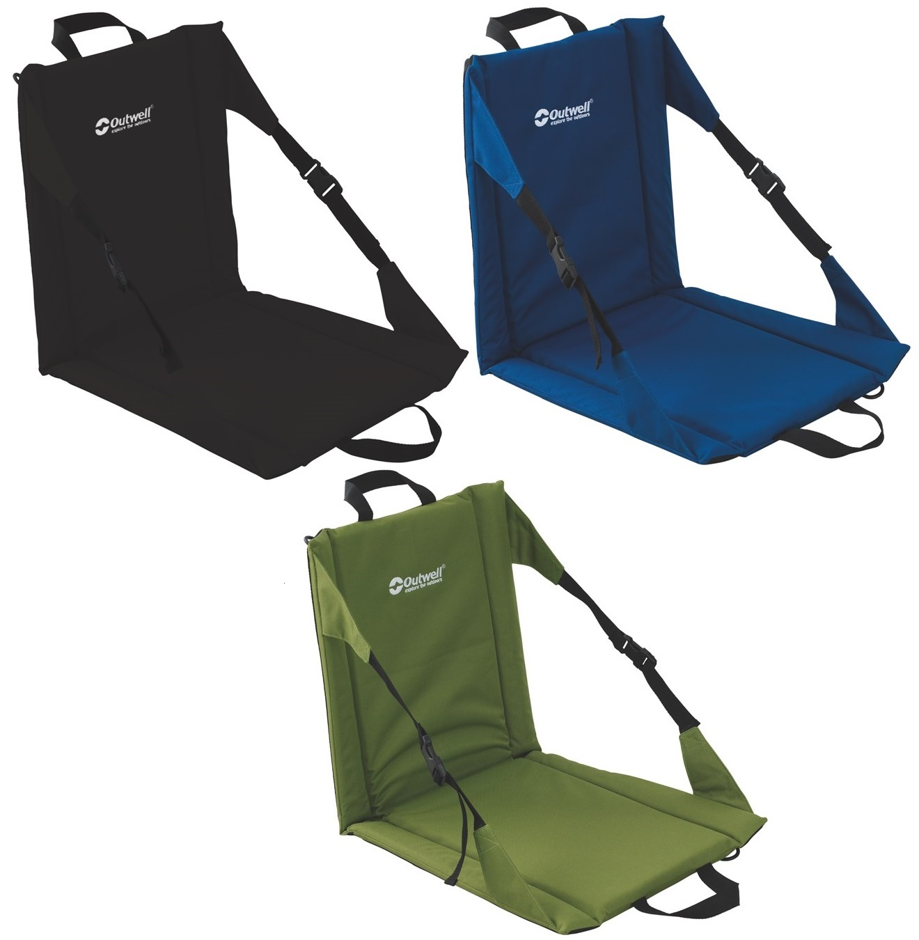 Outwell Folding Beach Chair Furniture Outdoor Value