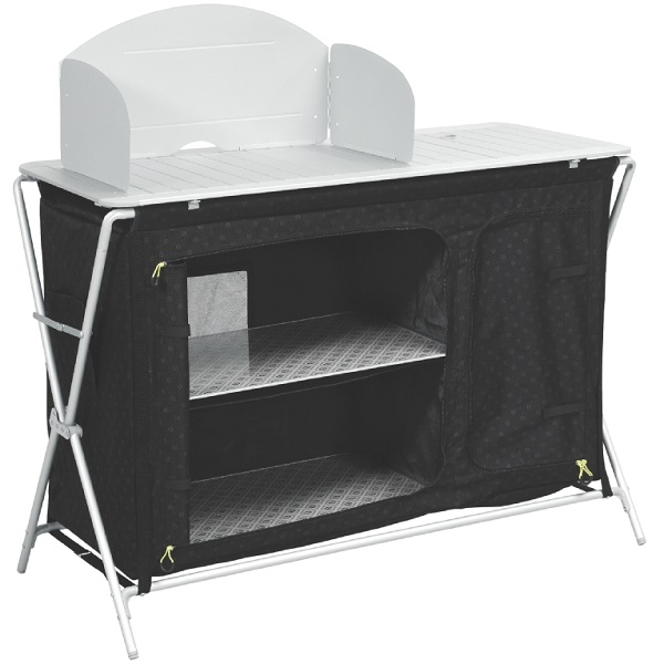 Camping Kitchen Table: OUTWELL RICHMOND KITCHEN FOLDING TABLE CAMPING EQUIPMENT