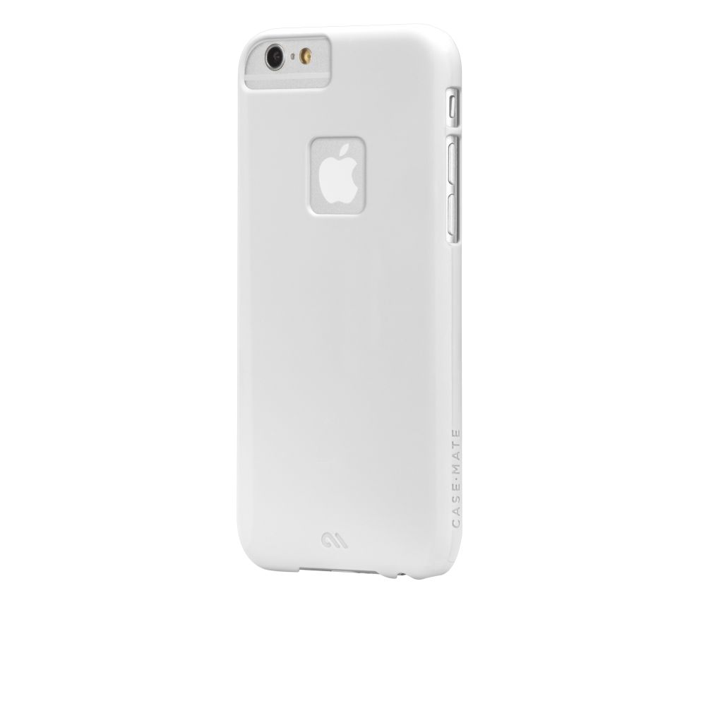 Genuine Case-Mate Barely There Ultra Thin Slim Case Apple iPhone 6 6S 7 7S White