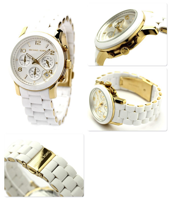 White Watches Designer