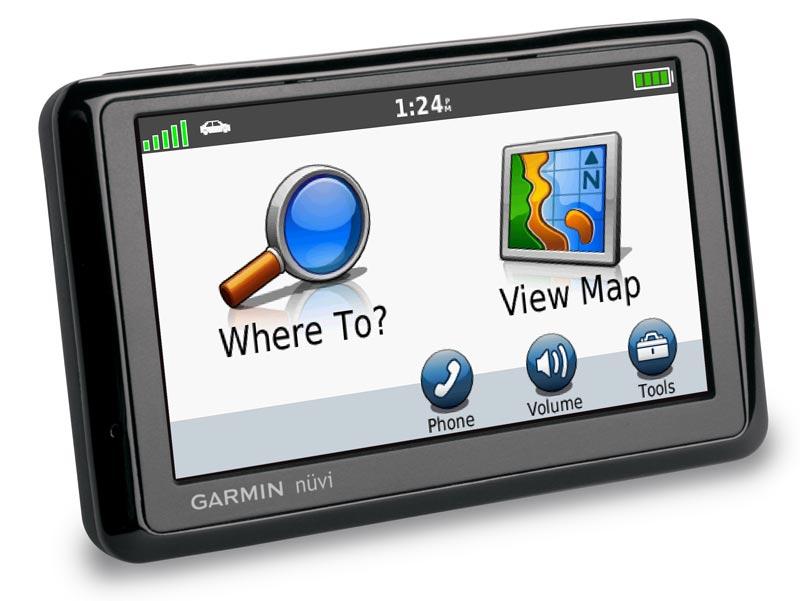 Garmin Nuvi 1370T TransAtlantic Edition GPS SAT NAV UK Europe USA Canada Maps