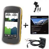 Garmin Montana 600 MOTO Bundle Motorcycle Motorcross Quad Kit Outdoor GPS